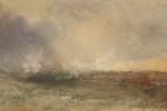 JMW-Turner-Stormy-Sea-Breaking-on-a-Shore